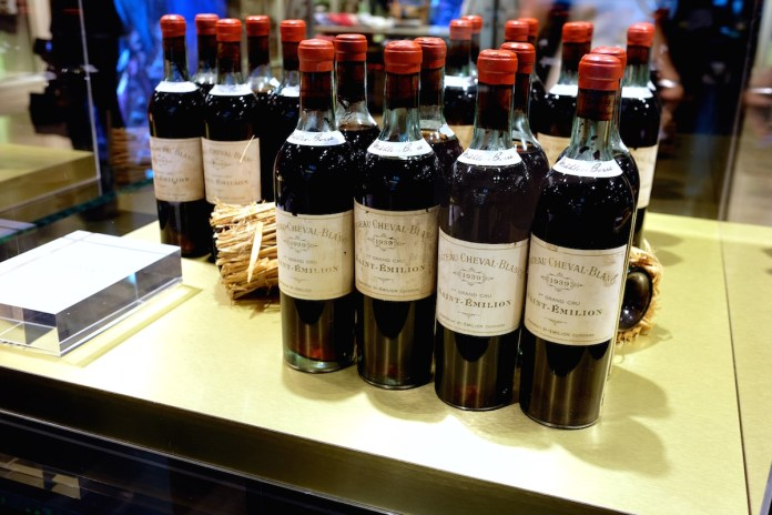 Chateau Cheval Blanc 1939