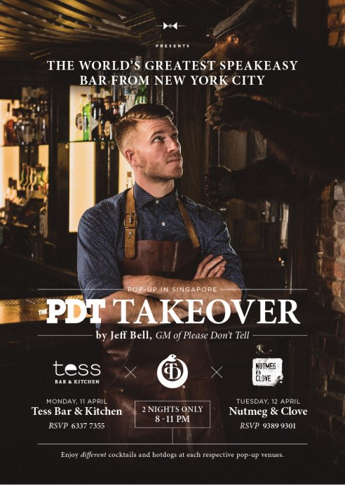PDT takeover
