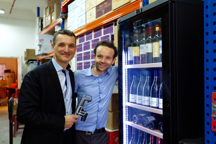 coravin ceo frederic levy