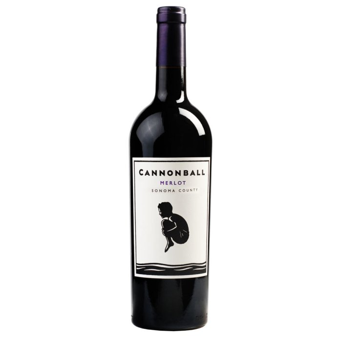 cannonball sonomy country merlot