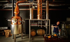 Four Pillars Melbourne Gin Distillary