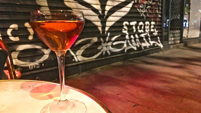 Bisou Cocktail Paris Le Marais