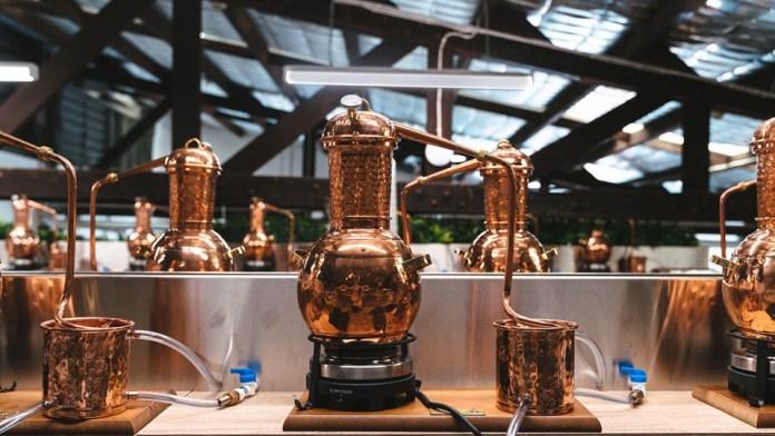 brisbane distillery stills