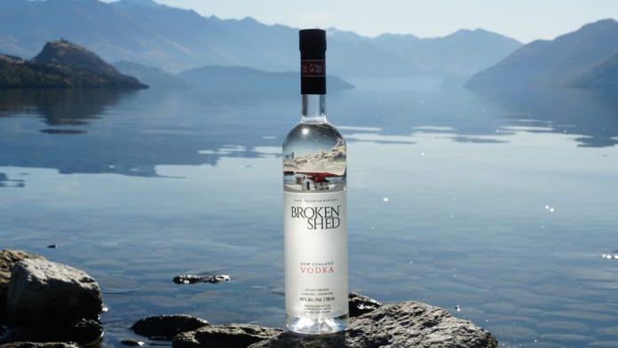 Broken Shed Vodka National Vodka Day 2020