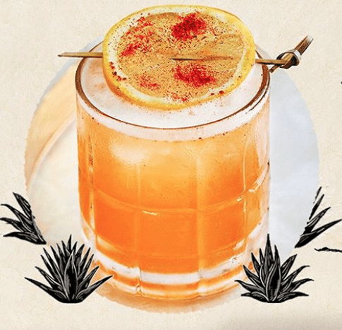 Pierde Almas Cocktail Recipe - Thanksgiving