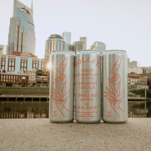 Volley Grapefruit Hard Seltzer - What's in a canned cocktail