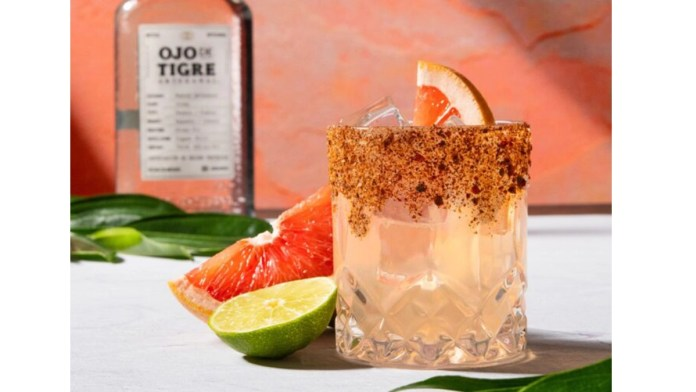 Tiger Margarita National Cocktail Day
