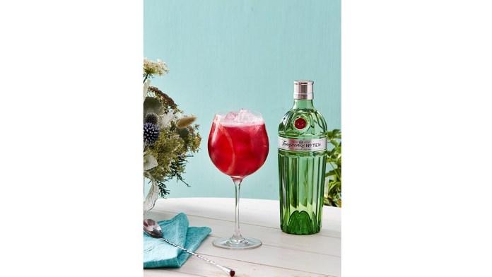 Garden Spritz - spring cocktails