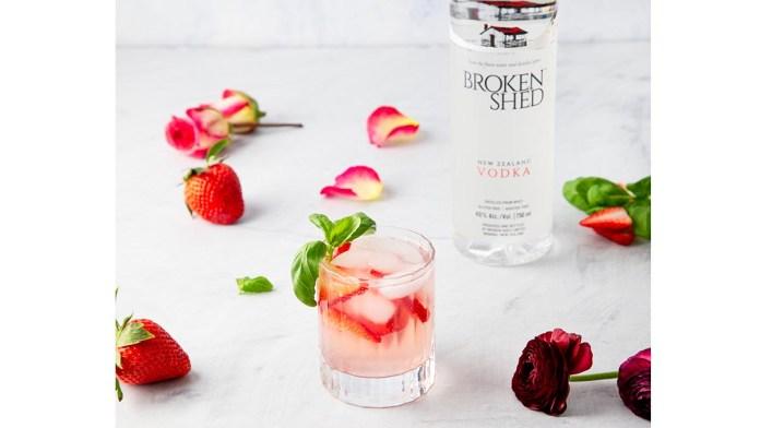 Irish Eyes - Spring Cocktails