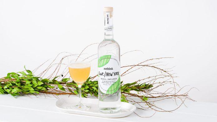 Our/New York Basil Vodka