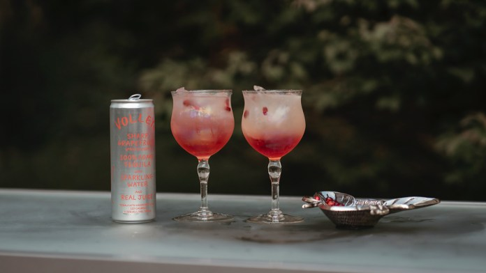 Volley - spring cocktails
