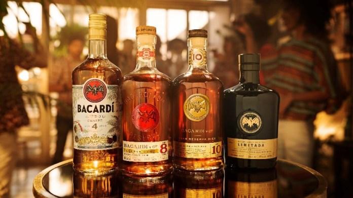 BACARDÍ Premium Range - National Rum Day