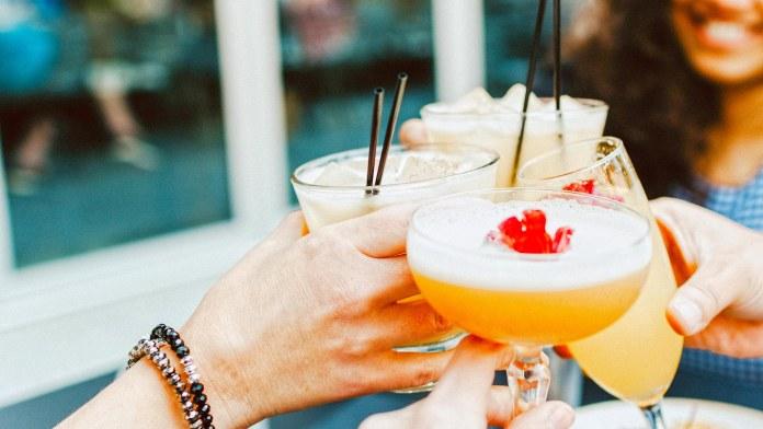 End of Summer cocktails