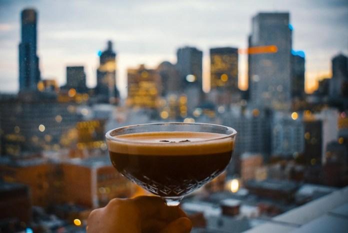 End of summer cocktails espresso martini