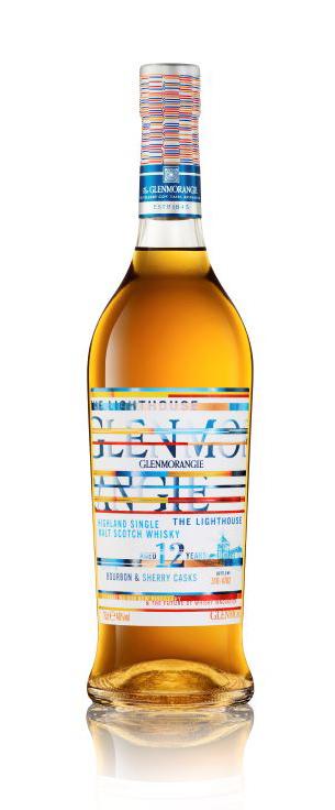 Glenmorangie Lighthouse whisky
