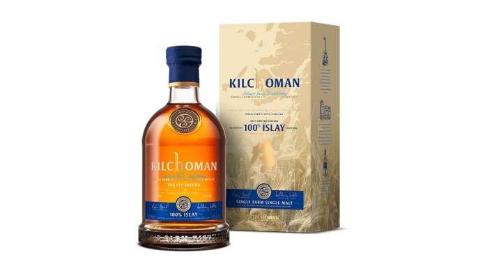 Kilchoman Unveils 100% Islay 11th Edition