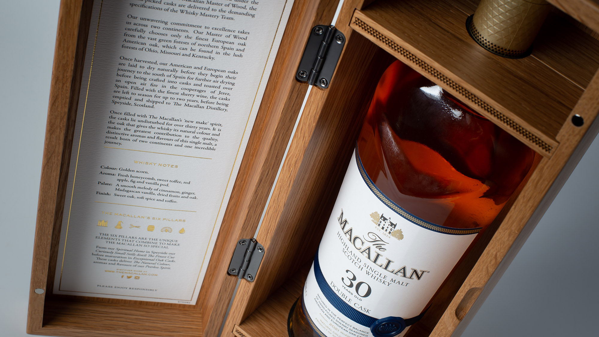 Macallan Double Cask 30 Years Old