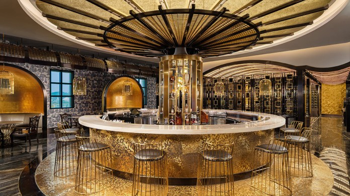 Karl Lagerfeld Designed Statement Bar Opens In Macau