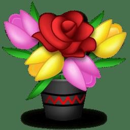 {blackemo}:flowers: