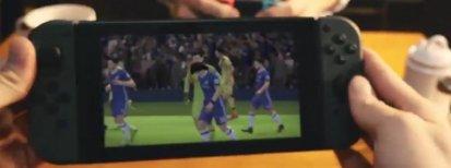 Un petit aperçu de FIFA 18 sur Switch !