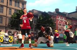 Vous aimez jouer au basket en mode freestyle ? 3on3 Freestyle est fait pour vous