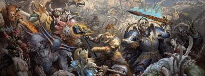 Games Workshop et Bigben signent un contrat de licence pour un nouveau jeu Warhammer