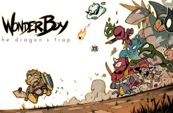 Wonder Boy The Dragon's Trap le test