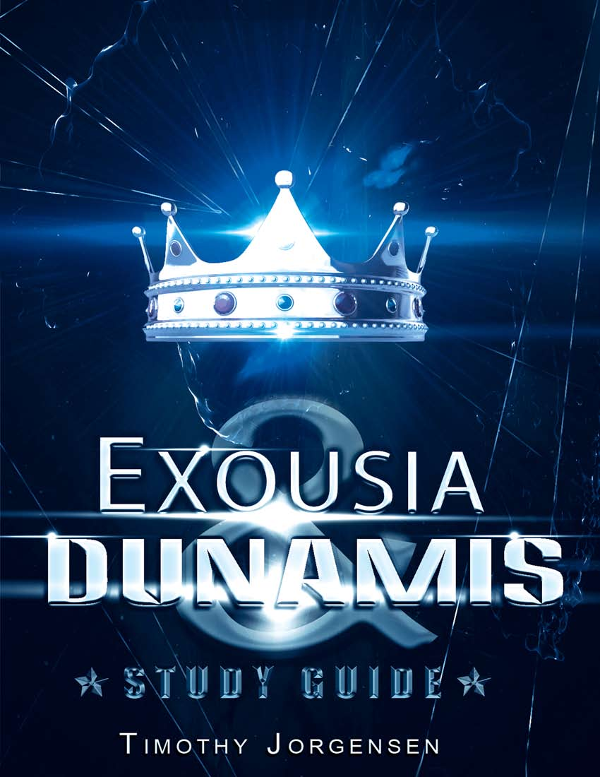 Exousia and Dunamis Study Guide | Spirit Life Training