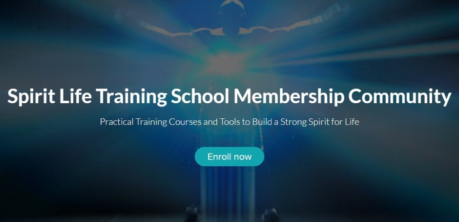 spirit life training school membership community