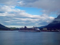 Port in Ketchikan