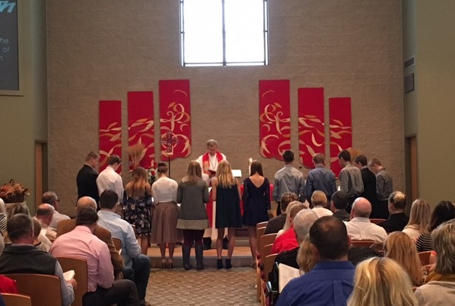 Story of the Week – Affirmation of Baptism