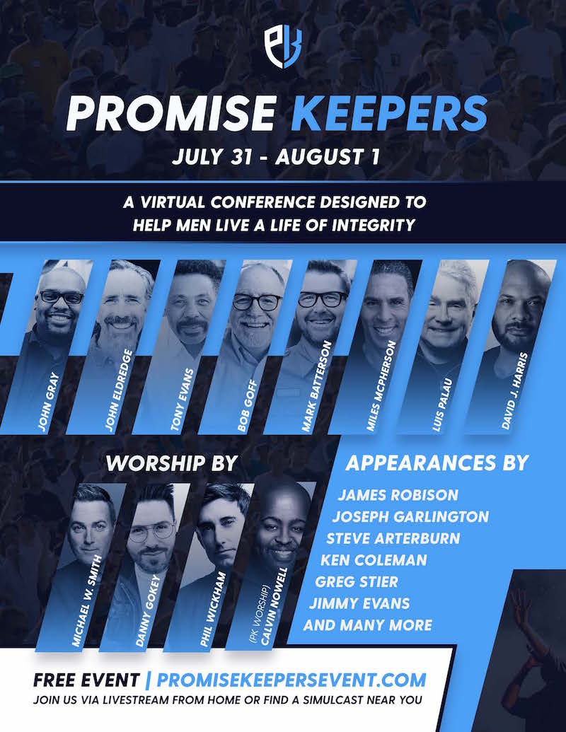 Promise Keepers Online Event