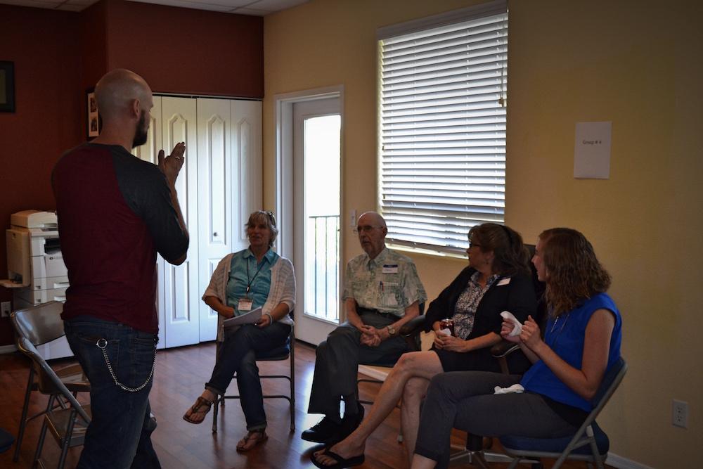 discipleship workshop