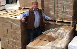 Demand for Bibles in Venezuela shipment