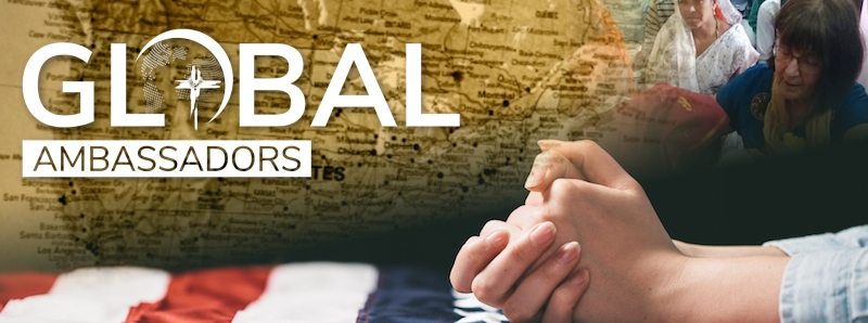 Global Ambassador Discipleship Training