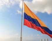 Pray for Colombia