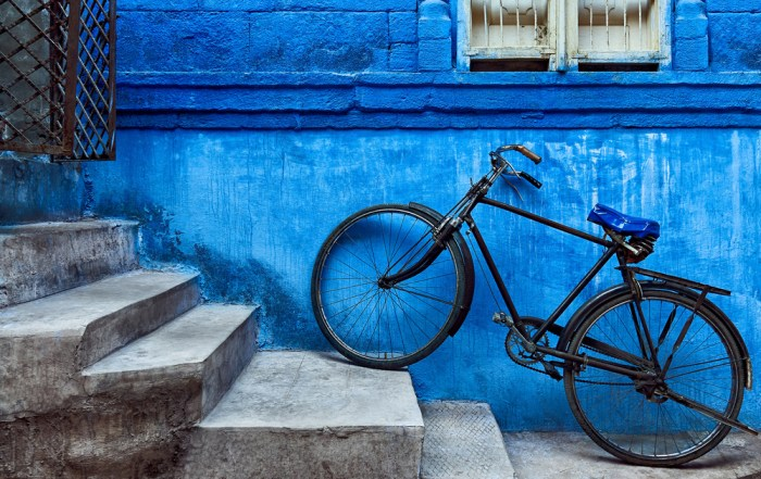 Bicycle for Church Planter