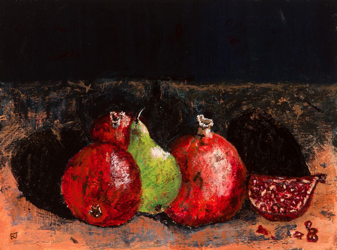 Favourite Fruit by Barbara Pim