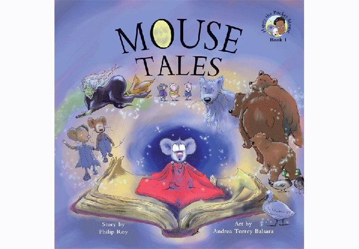 Mouse Tales by - Illustrated by Andrea Torrey Balsara