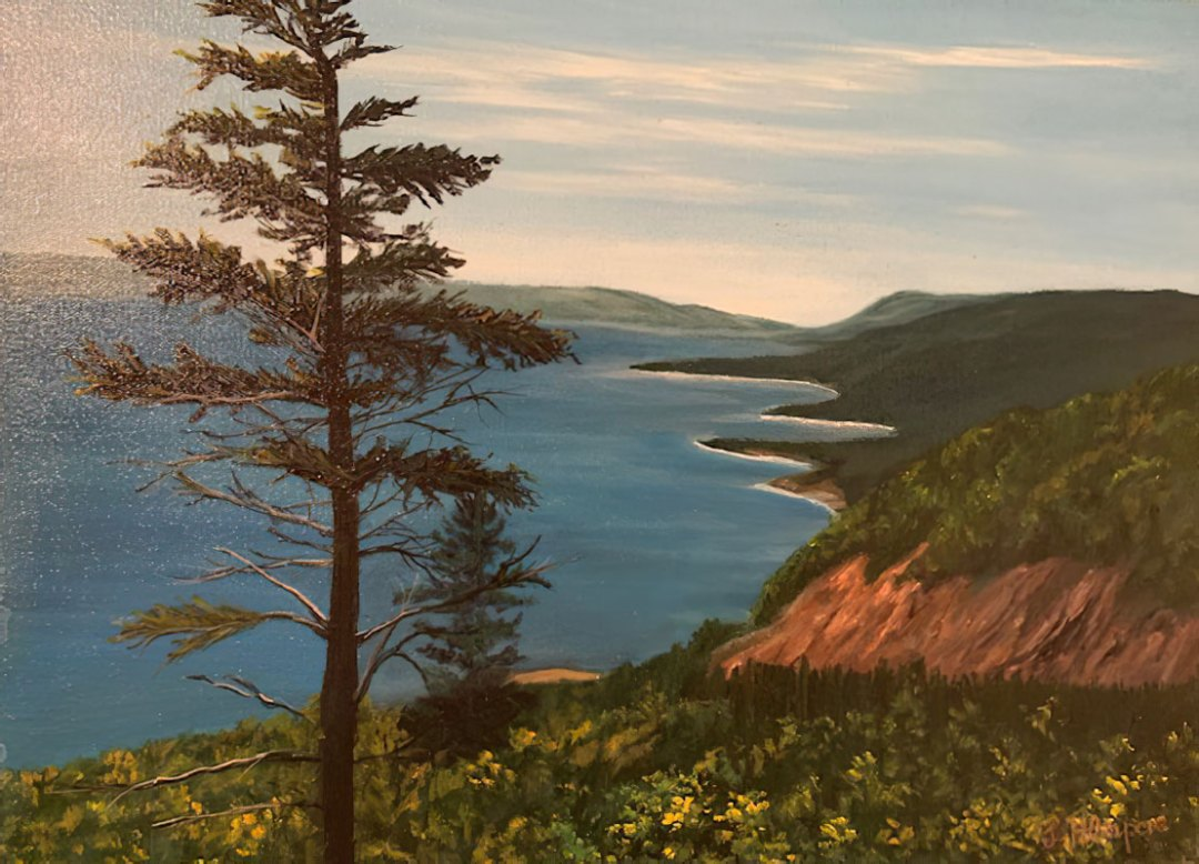 Nova Scotia National Park by Loty Hlapcic