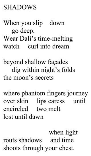 Shadows by Kathryn MacDonald