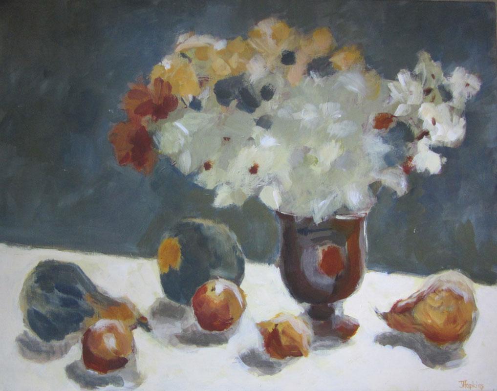 Still Life by Judy Hopkins