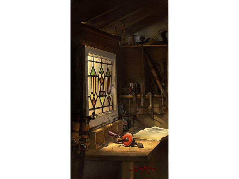 The Workbench by Jeffrey Weekes