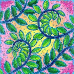 Twirly by Dorothy Siemens