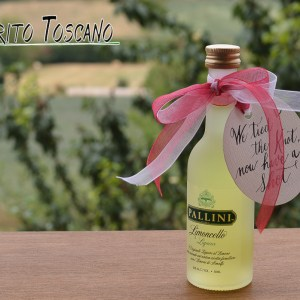 Italian Wedding Favours Limoncello