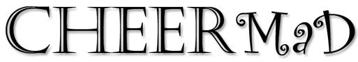 CheerMad Logo