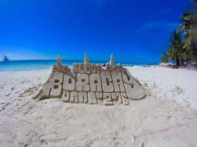 Sand masterpieces are not to be missed.