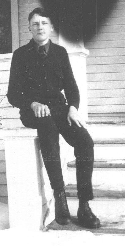 Freddy Aschbrenner. 1909-1936.