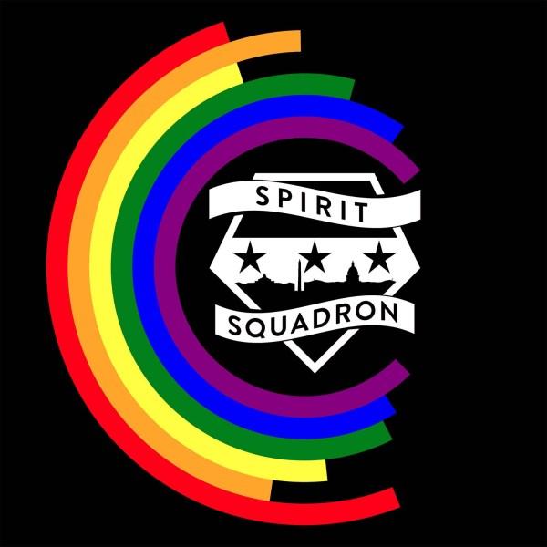 Pride shirt logo