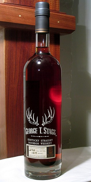 George T Stagg 2011 Release Spirits Review